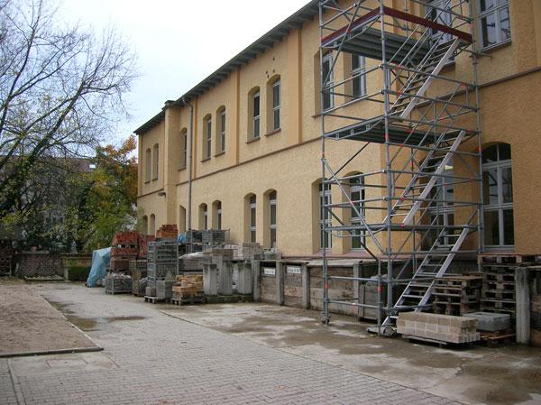 Bauwerkstatt - Au�enansicht
